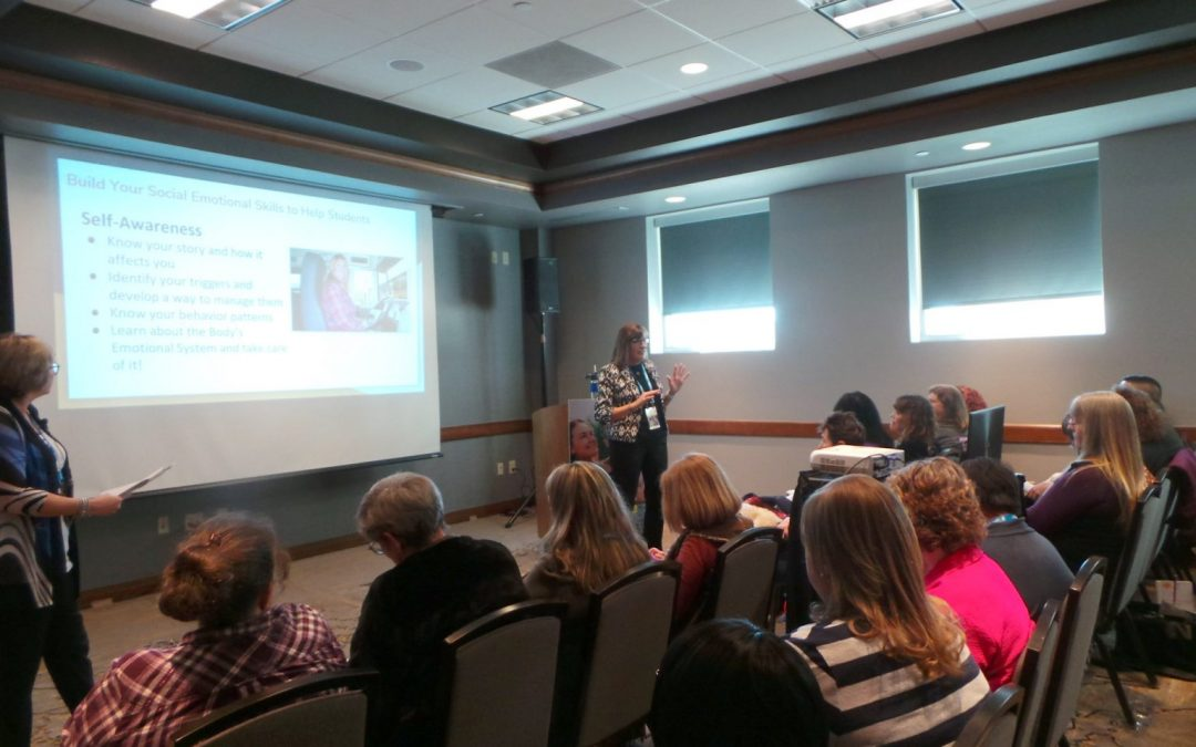TSD Conference: On Your (Special Needs Student's) Best Behavior