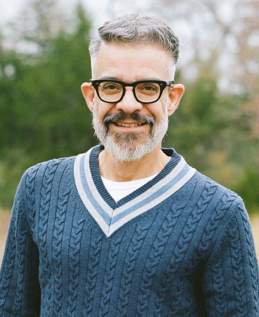 Adam Sáenz, Ph.D.